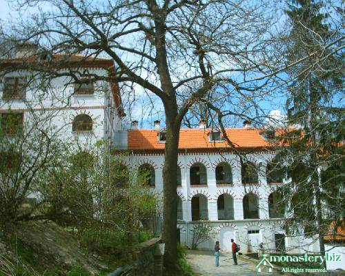 Dragalevtsi Monastery - Pictures Of Bulgaria