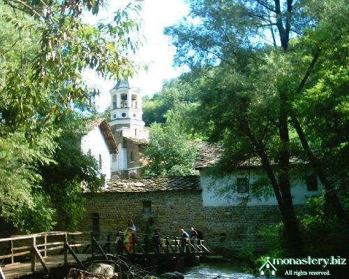 Dryanovo Monastery - Pictures Of Bulgaria