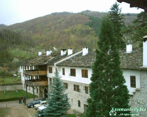 Troyan Monastery - Pictures Of Bulgaria
