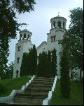Klisura Monastery - the church