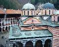 Rila Monastery - the church