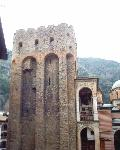 Rila Monastery - the tower