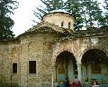 Troyan Monastery - the church